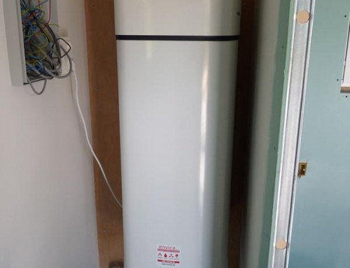 Ariston Nuos Evo 110L Koksijde