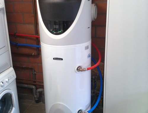 Ariston Nuos 250L te Kuurne