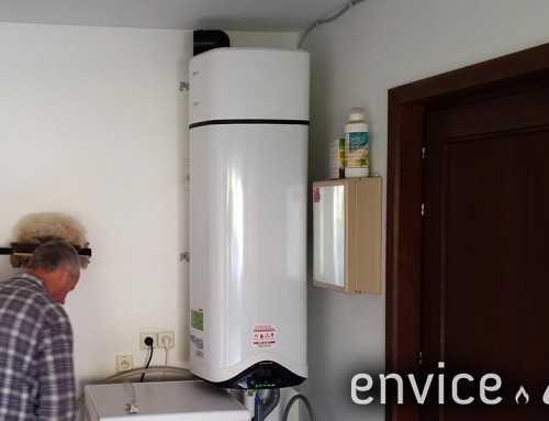 Ariston Nuos Evo 110L te Beernem